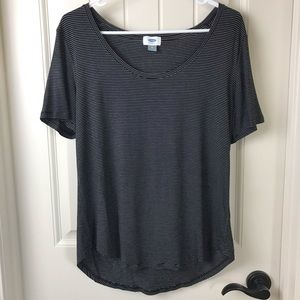 Old Navy Striped T Shirt